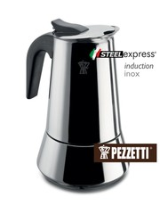 Moka konvice Pezzetti SteelExpress 6 šálků