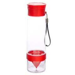 Yoko Design lahev s lisem na citrusy 750 ml, červená