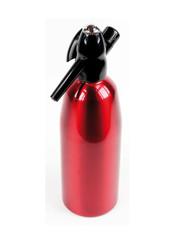 Yoko Design sifonová láhev 1l, červená