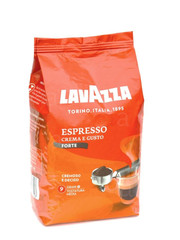 Lavazza Espresso Crema e Gusto Forte zrnková 1kg