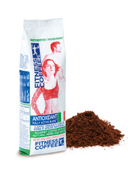 Fitness coffee Antioxidant fully active blend 250 g mletá