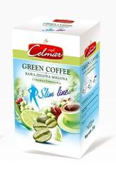 Celmar green lemon grass mletá zelená káva s citron. trávou