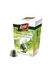 René bylinný čaj heřmánek, máta a fenykl kapsle pro Nespresso 10ks
