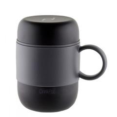 Pioneer DrinkPod termohrnek s ouškem Černý, 280 ml