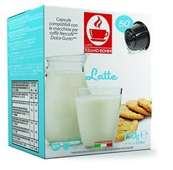 Caffe Bonini mléko do kávy kapsle pro kávovary DolceGusto 10ks