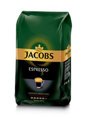 Jacobs Espresso zrnková káva 1 kg