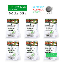 Intenso Mix Test pack ESE pody 6x10 (60) ks
