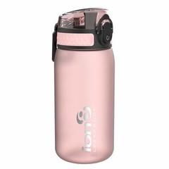 ion8 One Touch láhev Rose quartz, 350 ml