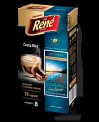 René Costa Rica kapsle pro Nespresso 10 ks