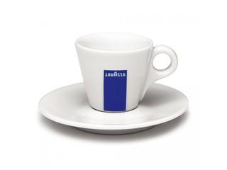 Lavazza Espresso šálek 60ml + podšálek, 12 ks